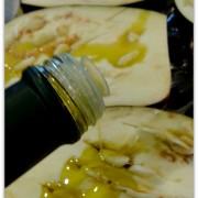 eggplant dip olive oil